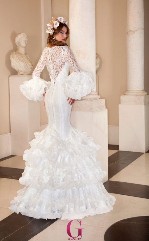 Flamenco-wedding-dress-back