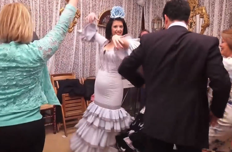 How to dance flamenco as a couple