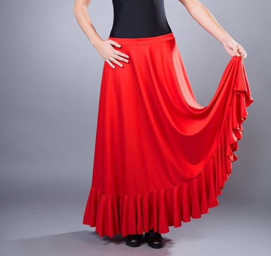 Flamenco-skirt-DIY